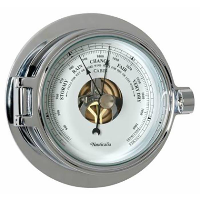 Riviera Barometer, Chrome